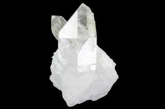 "3"" Quartz Crystal Cluster - Brazil For Sale, #91547"