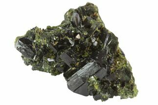 Epidote  - Fossils For Sale - #91971
