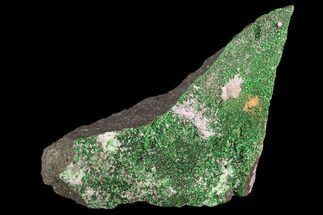 Uvarovite - Fossils For Sale - #93456