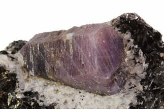 "2.2"" Corundum (Sapphire) Crystal in Mica Schist Matrix - Norway For Sale, #94436"