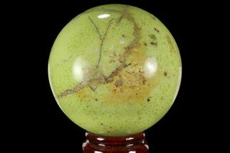 Green Opal - Fossils For Sale - #95883