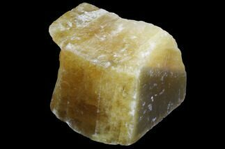 "Buy 2.6"" Tabular, Yellow Barite Crystal - China - #95320"