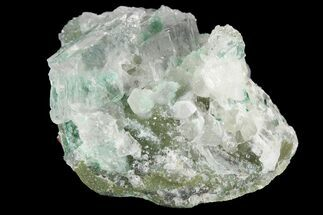 "1.85"" Atacamite, Druzy Quartz & Selenite Association - Peru For Sale, #98156"