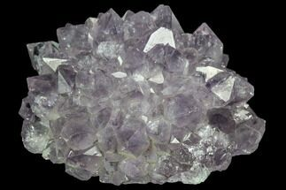 Quartz var. Amethyst  - Fossils For Sale - #102237