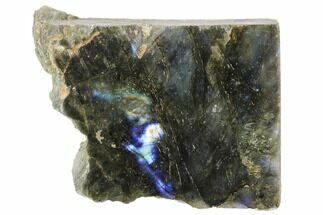 "Buy 2.9"" Tall, Single Side Polished Labradorite - Madagascar - #102994"