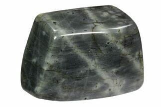 "Bargain, 3.8"" Wide Polished Labradorite - Madagascar For Sale, #60065"