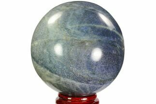 "Buy 6.3"" Polished Lazurite Sphere - Madagascar - #103765"