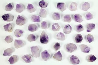 Quartz var Amethyst - Fossils For Sale - #104595
