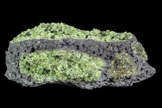 "Buy 5.4"" Peridot in Basalt - Arizona - #107449"