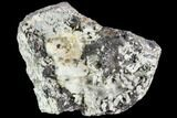 "4"" Nepheline and Schorlomite Garnet Association - Morocco - #110191-1"
