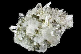 "3.4"" Quartz Crystal Cluster - Hardangervidda, Norway For Sale, #111458"