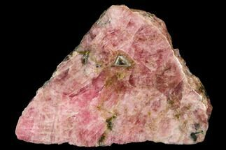 "Buy 4.2"" Polished Rhodochrosite Slab - Argentina - #113395"