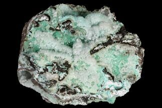 hemimorphite & Smithsonite - Fossils For Sale - #119523