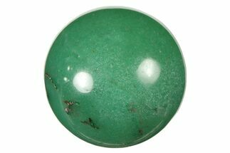 "Buy .9"" Polished Green Aventurine Sphere - #121114"