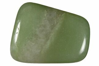 "Buy 1"" - 1.5"" Tumbled Green Aventurine - #121138"