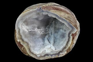 Quartz Geode - Fossils For Sale - #121662