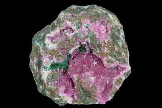 "Buy 2.65"" Cobaltoan Dolomite and Malachite Association - Kakanda, Congo - #128371"