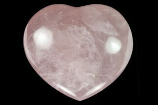 Quartz var. Rose Quartz - Fossils For Sale - #129039