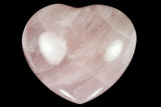 Quartz var. Rose Quartz - Fossils For Sale - #129045