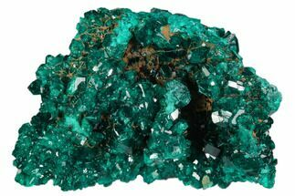 Dioptase - Fossils For Sale - #129543