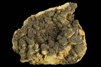 "Buy 2.8"" Pyrite Encrusted Barite Crystal Cluster - Poland (New Find) - #130504"