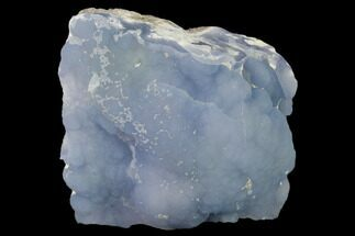 "3"" Botryoidal Blue Chalcedony Formation - Peru For Sale, #132308"