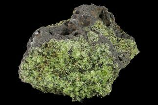"4.3"" Peridot in Basalt - Arizona For Sale, #132287"