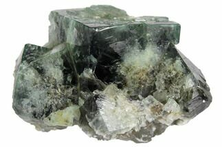 "Buy 1.9"" Rogerley Fluorite and Quartz Association - Rogerley Mine - #132979"