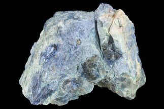 "1.3"" Blue Dumortierite Crystal Formation - Dominican Republic For Sale, #133973"