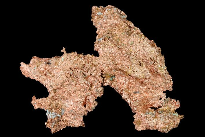 "4.7"" Natural, Native Copper Formation - Michigan"