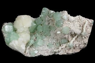 Apophyllite, Stilbite & Heulandite - Fossils For Sale - #135831