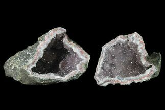 Quartz var. Amethyst - Fossils For Sale - #136941