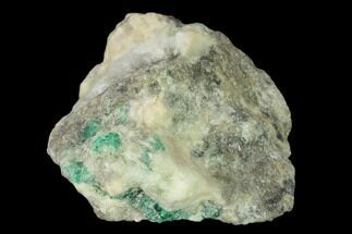 "Buy 3"" Beryl (Var. Emerald) in Calcite - Khaltoru Mine, Pakistan - #138919"