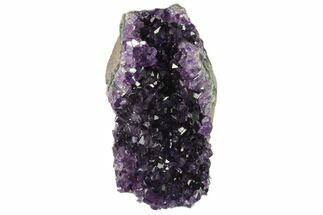 "Buy 3.65"" Amethyst Cut Base Crystal Cluster - Uruguay - #138856"