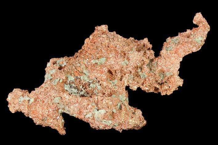 "3.8"" Natural, Native Copper Formation - Michigan"