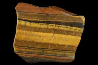 Tiger's eye - Fossils For Sale - #140499