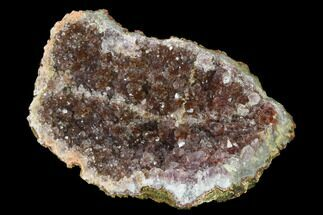 Quartz var. Amethyst - Fossils For Sale - #141783
