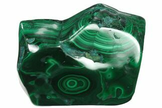 "Buy 2.7"" Polished Malachite Specimen - Congo - #140239"