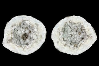 "3.4"" Keokuk Calcite Geode - Missouri For Sale, #144707"