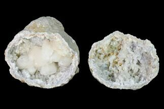 Quartz & Calcite - Fossils For Sale - #144702
