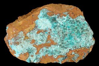 Aurichalcite & Rosasite - Fossils For Sale - #144558