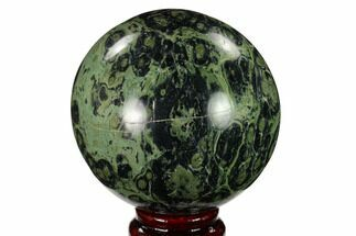 "Buy 3.3"" Polished Kambaba Jasper Sphere - Madagascar - #146062"