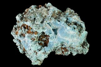 "Buy 3.6"" Light-Blue Shattuckite Specimen - Tantara Mine, Congo - #146728"