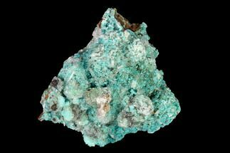 Aurichalcite, Rosasite & Calcite - Fossils For Sale - #146184