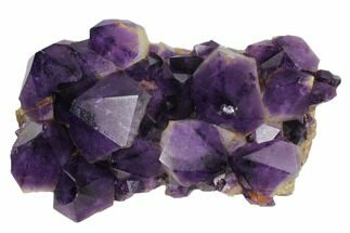 Quartz var. Amethyst - Fossils For Sale - #148704