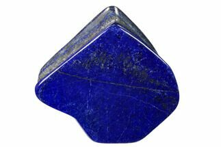 "3.4"" Polished Lapis Lazuli - Pakistan For Sale, #149459"