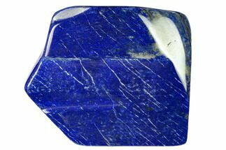 "Buy 4.7"" Polished Lapis Lazuli - Pakistan - #149470"