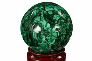 Malachite - Fossils For Sale - #150312