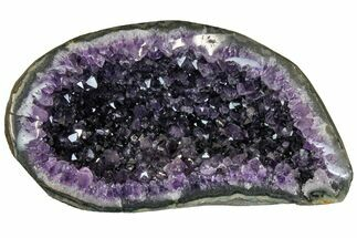 Quartz var. Amethyst - Fossils For Sale - #151329