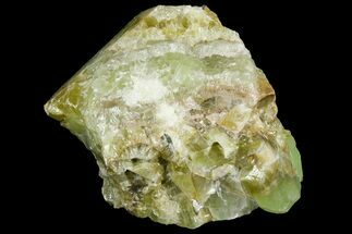 "Buy 5.2"" Free-Standing Green Calcite - Chihuahua, Mexico - #155800"
